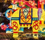 春节彩灯展